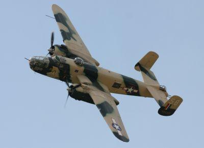B-25 Mitchell - North American Aviation