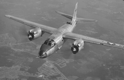 B-26 Marauder - Glenn L. Martin Company