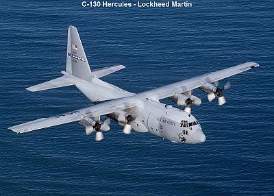 C-130 Hercules - Lockheed Martin