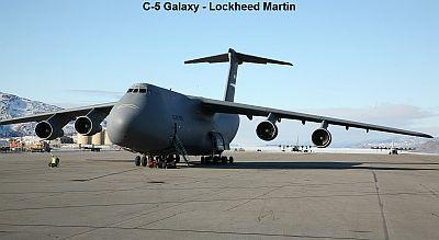 C-5 Galaxy - Lockheed Martin