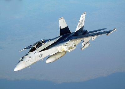 F/A-18 Hornet - Super Hornet