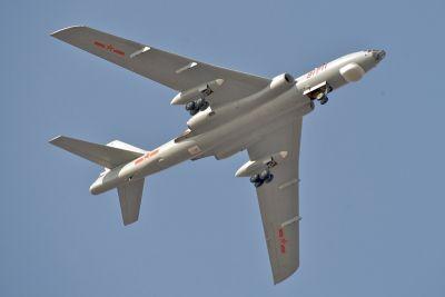 H-6M Chinese Bomber