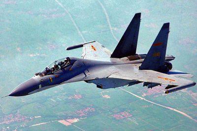 Su-30 Flanker-C