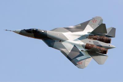 Su-T50 PAK FA