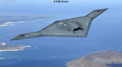 Northrop Grumman - X-47B