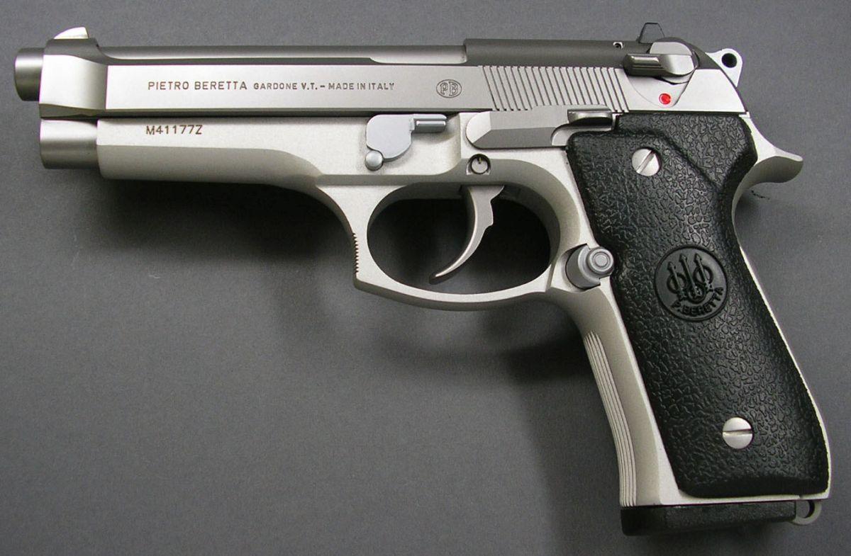 Pietro Beretta Modelo 92fs Pietro Beretta 92fs 9x19mm