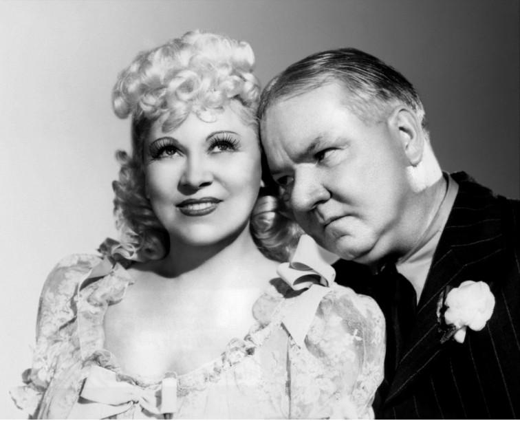 Mae West & W. C. Fields