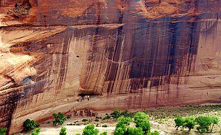 Canyon de Chelly Whitehouse Ridge