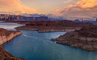 Glen Canyon Lake Powell