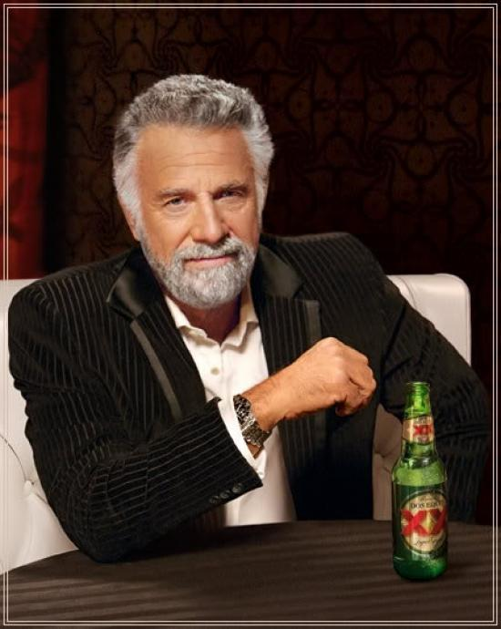 Johnathan Goldsmith - The Most Interesting Man