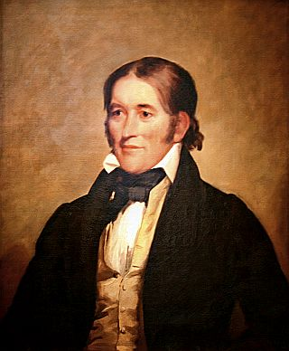 Col Davy Crockett