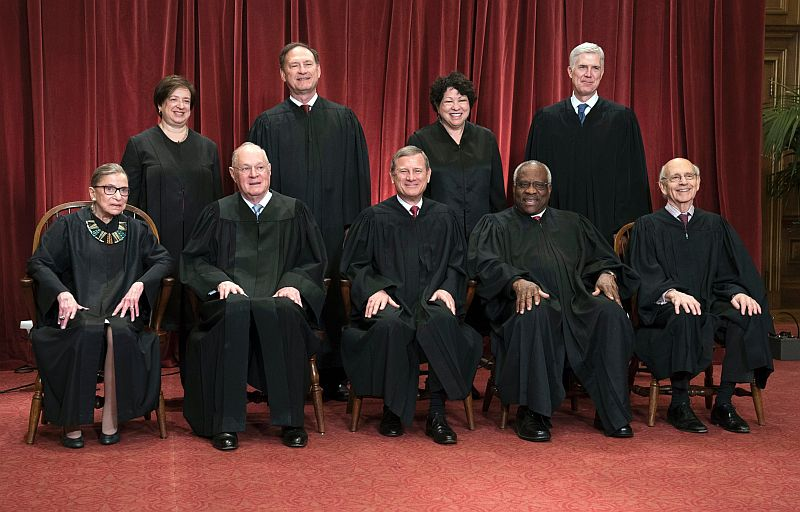 U.S.A. Supreme Court Justices