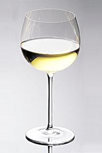 White Burgundy 14 Oz Wine Glass