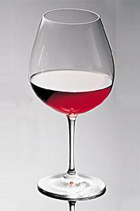 Burgundy 18oz Wine Glass