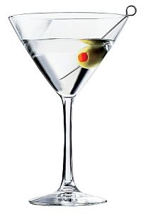 Martini 5 Oz Glass